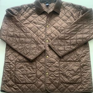 Lands' End Lightweight Insulated Quilted Jacket